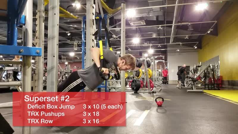 Full Soccer_Footballer Bodyweight and Plyometric Workout