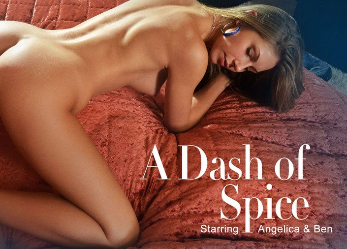 A dash of spice