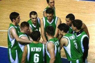 АГНИ чемпион I Студеньческой баскетбольной лиги 2014 года.