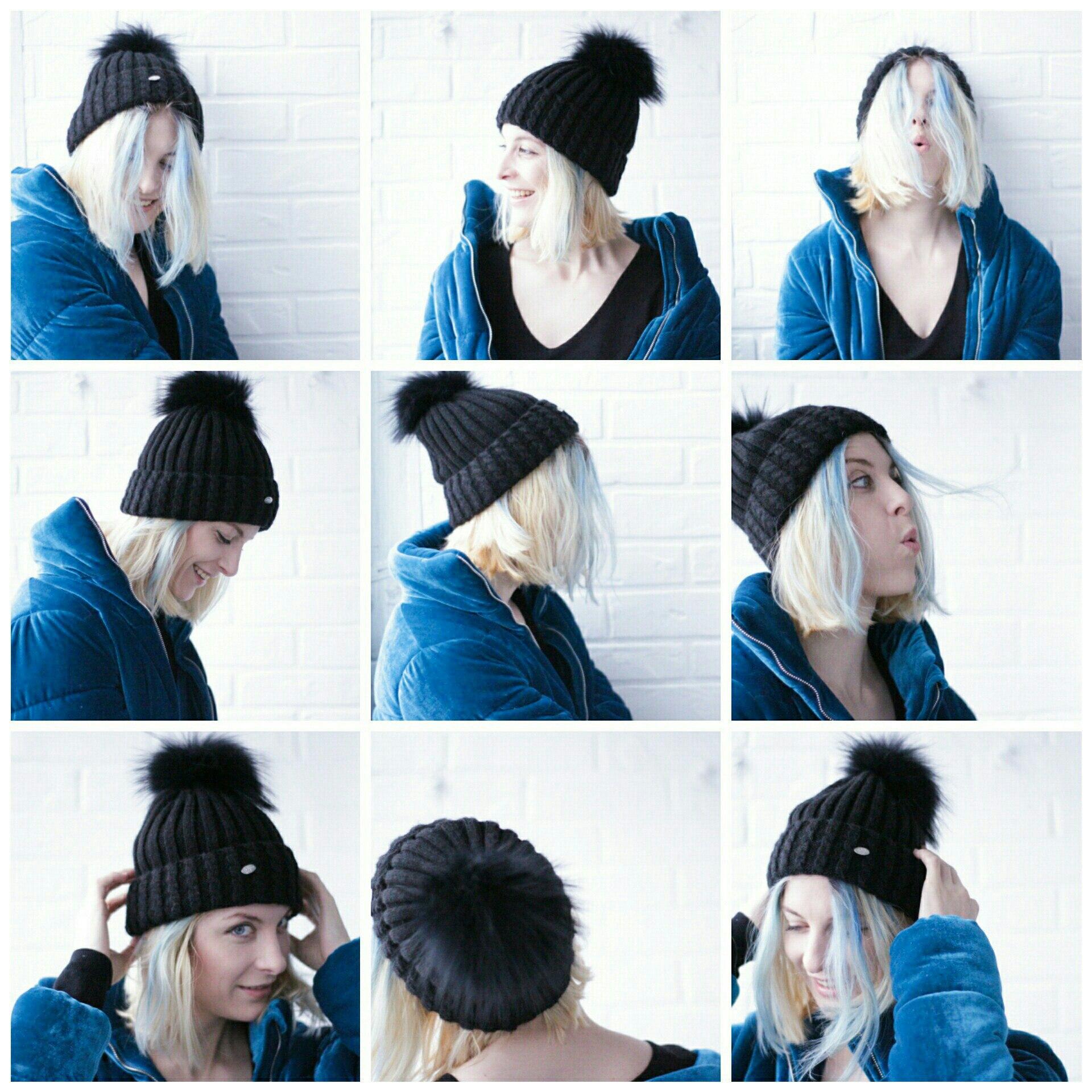 Качественная шапка