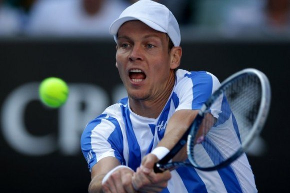 Tomash Berdych London 2014