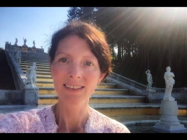 Peterhof, fountains! Brilliant St. Petersburg.