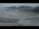 Ламинарное течение. Движение ледника (цейтраферная съемка)