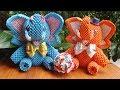 How To Make 3D Origami Elephant DIY Paper Elephant Home Decoration