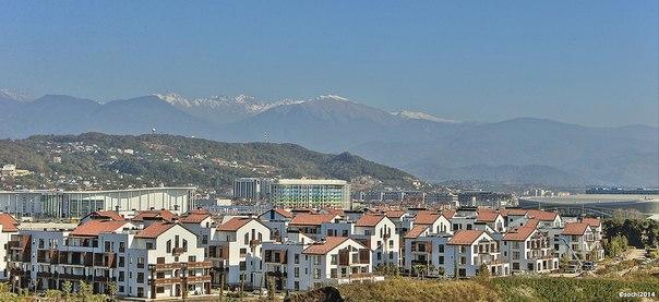 Олимпийский парк #Сочи2014.  Хочешь оказаться здесь прямо сейчас? Лайк для телепортации! ;)