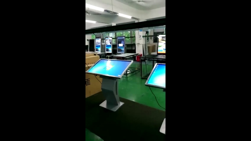 43 inch windows version touch pc