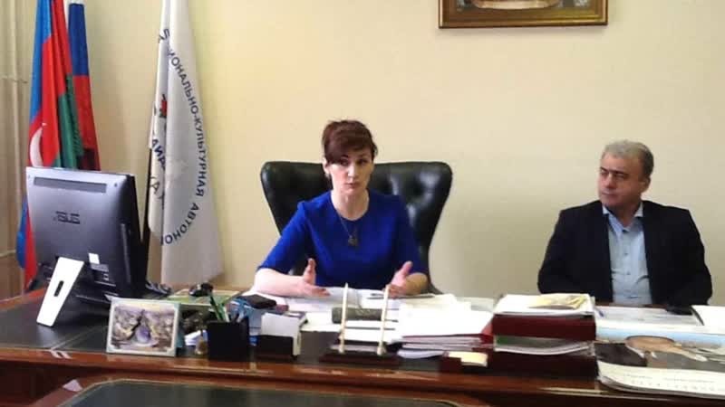 В 2016 году АЗЕРРОС готов был признать выдуманный Геноцид Армян от имени всех Азербайджанцев РФ