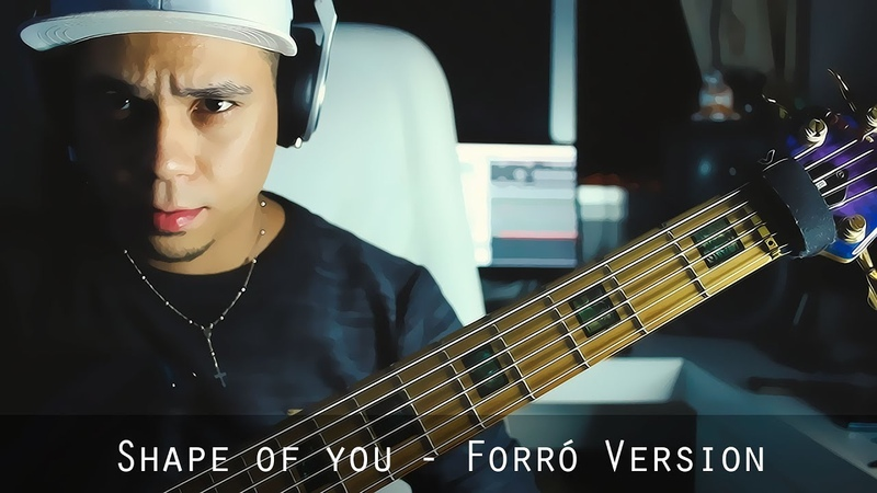 Cover | Shape of you (Forró Version) | FORRÓ no BAIXO