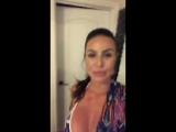 Brazzers porno girl Kendra Lust live instagram