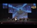 ALMOST ALICE 🍒 3st PLACE HIP-HOP CREW JUNIORS BEGINNERS 🍒 SUGAR FEST. Dance Championship