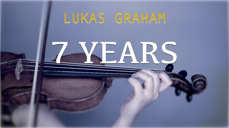 Lukas Graham - 7 Years for violin and piano (COVER)