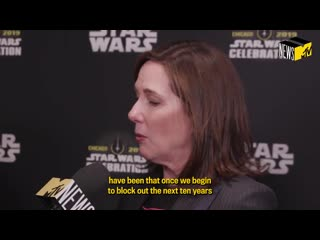 president Kathleen Kennedy talked to us about the future of #StarWars – including a Knights of the Old Republic