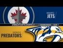 Stanley Cup Playoffs 2018 WC R2 Game 7 Winnipeg Jets - Nashville Predators