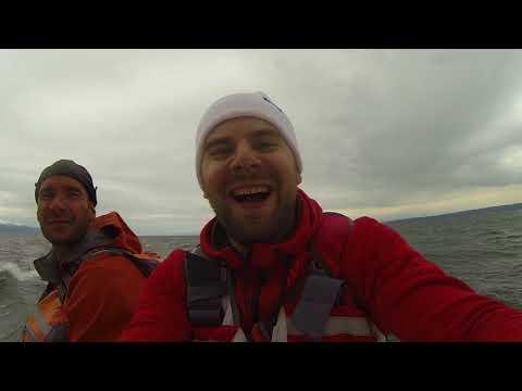 Красморе Катамаран Dont panic 17,44 knots