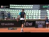 Monaco vs Paire Masters Rome 2012 R1 - Full Match HD Spanish