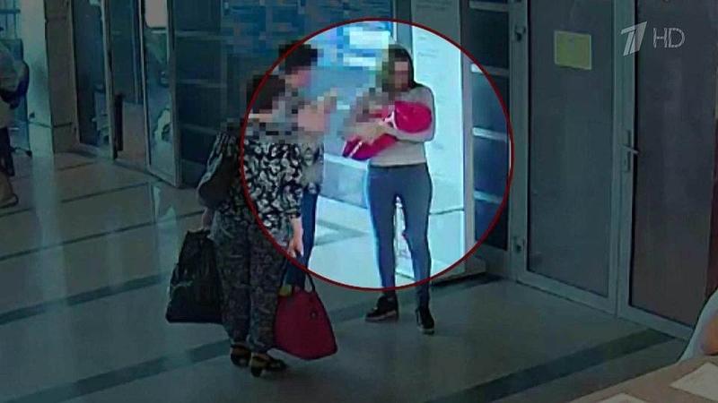 Жительница Омска отдала новорожденную дочь учительнице изСанкт Петербурга Новости Первый канал