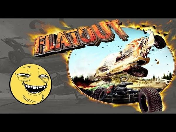 FlatOut ☻ Во были времена