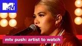 Hayley Kiyoko Performs 'Let It Be' | MTV Push: Artist to Watch
