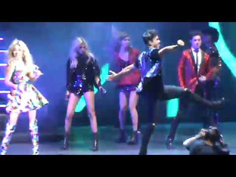 I·ve Got a Feeling - Soy Luna en Vivo - Luna Park - 18/11/2018 - Despedida