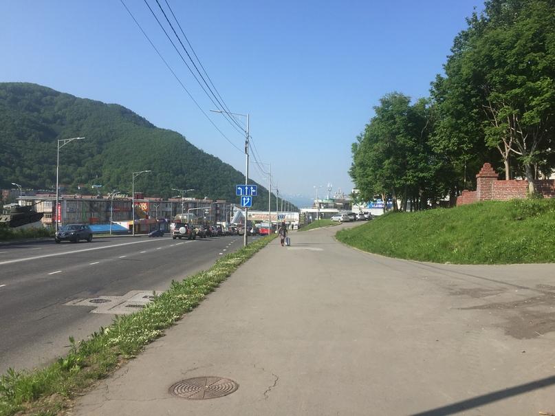 Отчет Камчатка. Петропавлковск-Камчатский