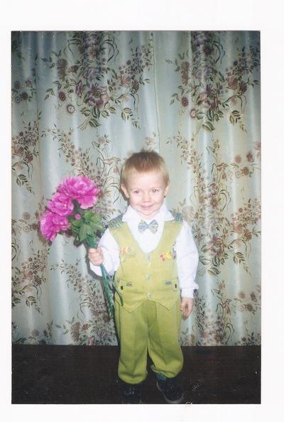 Андрей Бургарт, 16 июня 1997, Новосибирск, id192134829