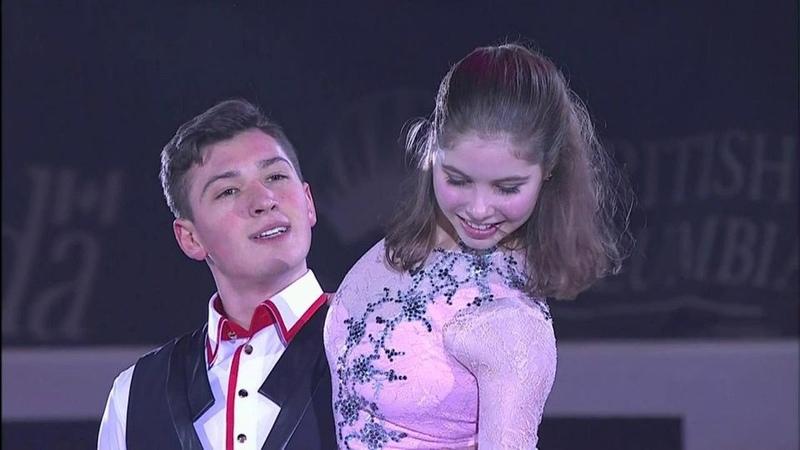 Анастасия Мишина и Александр Галлямов. Финал Гран-При 2018. ПВ