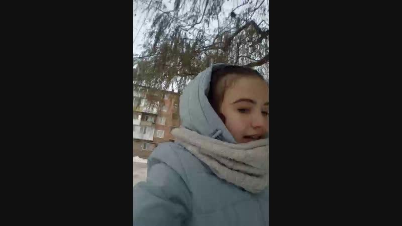 Злата Заводчикова - Live