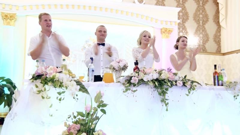 Ведущий на свадьбу в Гродно, Минск, Брест, Лида... - Владимир Берцевич!