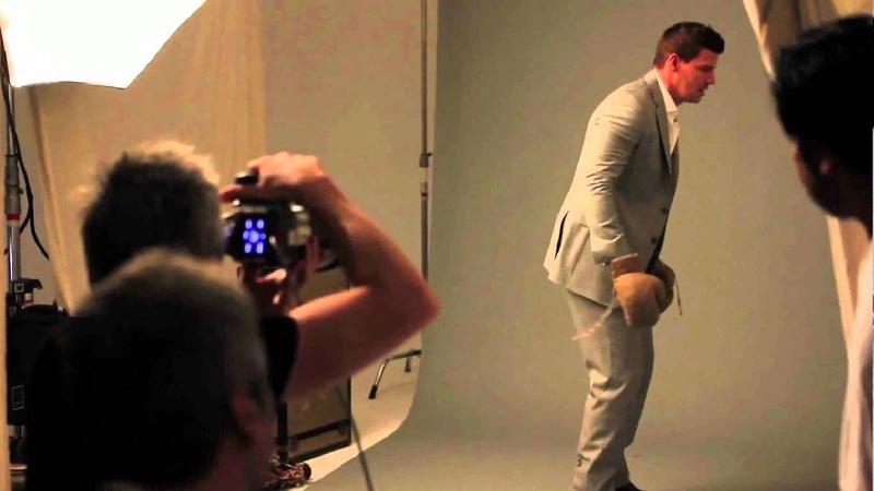 David Boreanaz - Philiadelphia style - Photoshoot