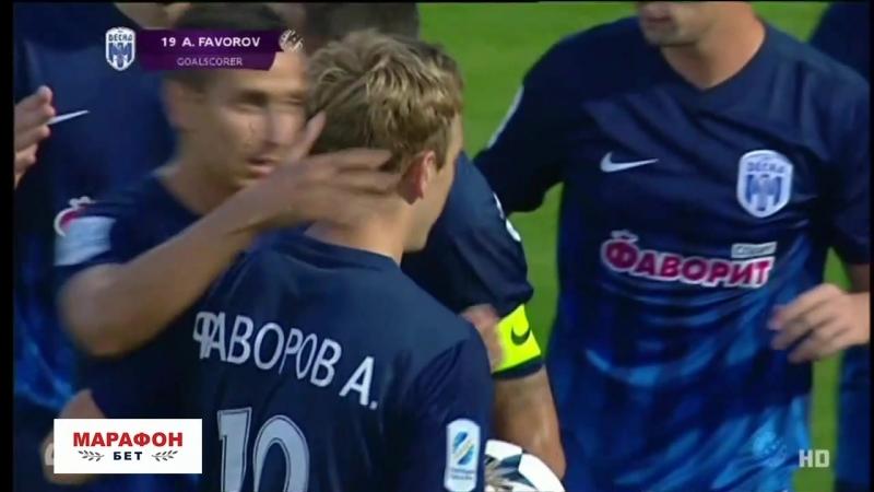 Десна 10 Арсенал-Киев | Фаворов