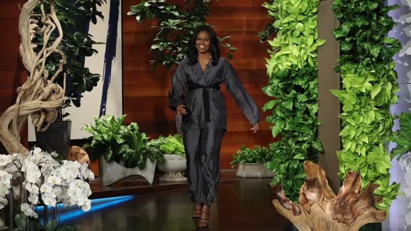 Мишель Обама рассказывает как отправляли дочь на выпускной
