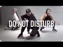 1Million dance studio Do Not Disturb - Teyana Taylor / Jiyoung Youn Choreography