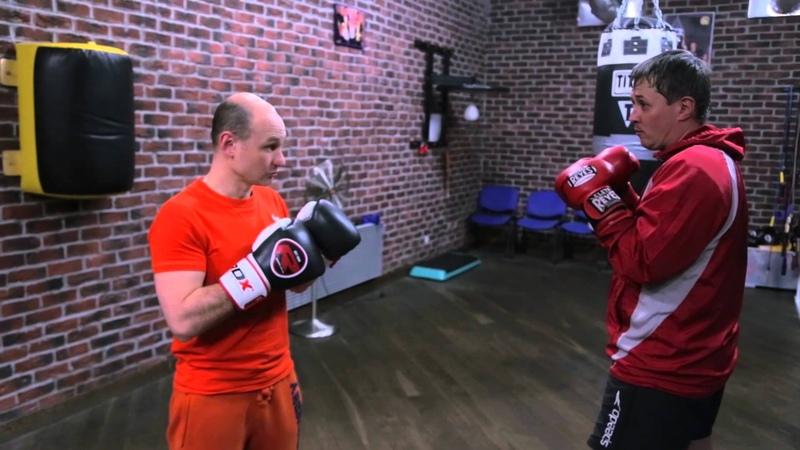 Уроки бокса. Защита - уклоны и нырки ehjrb ,jrcf. pfobnf - erkjys b yshrb