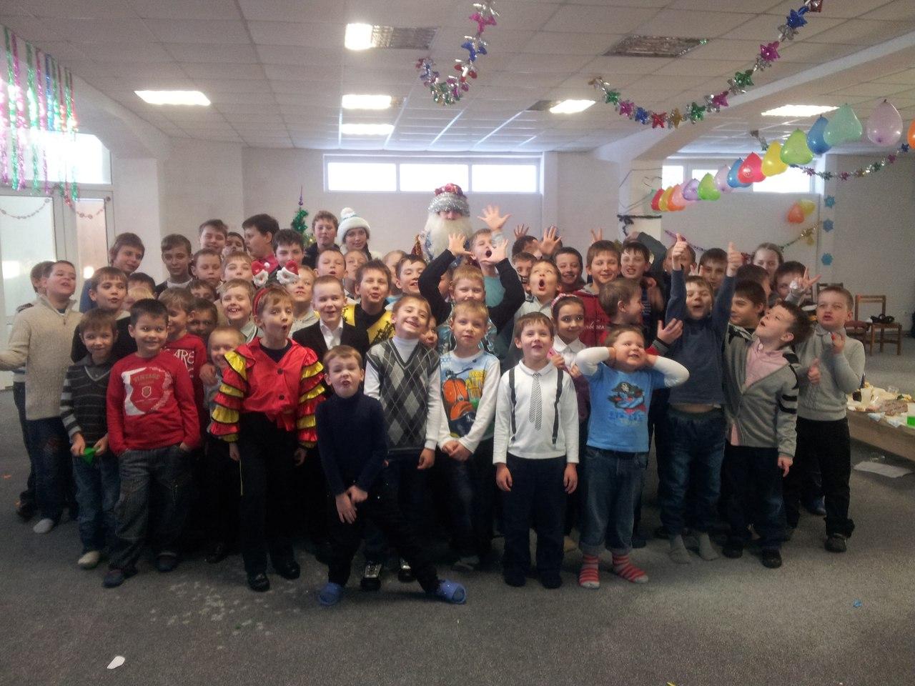 Новый Год для детей и взрослых
