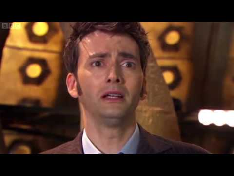 Regeneration 10th Doctor with other music