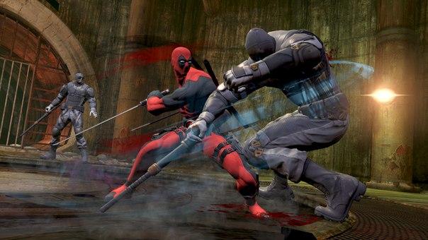 Новые скриншоты из видеоигры Deadpool AIpnzJGzqlM