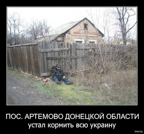 """""""Они же здесь пашут, как на каторге"""", - беженец с Донбасса о жителях западной Украины - Цензор.НЕТ 9277"""