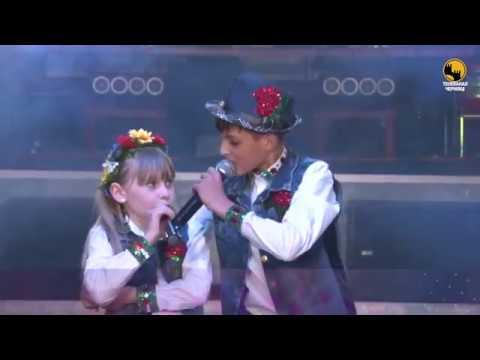 ЦВІТ ПАХУЧИЙ БІЛИЙ (Бузок) - українська народна пісня (сучасний танцювальний варіант)