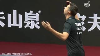 Niwa Koki vs Vladimir Samsonov | 2018 Asia-Europe All Stars Challenge