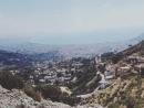 Дорога в церковь Георгия Победоносца в Аланьи