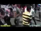 Гость на свадьбе в танце под Gangnam Style случайно убил троих из АК-47