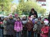 03 06 2014 Необычные гости в детском саду № 53