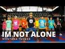 I'M NOT ALONE by Montana Tucker Zumba® Pop TML Crew Alan Olamit