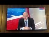 Эфир на телеканале «Россия 24» от 30.08.2018