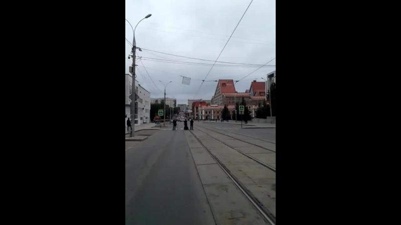 Парад Росийского студенчества