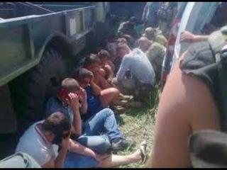 НОВОЕ! 14 07 2014 Днепропетровские пленные и их матери Украина новости сегодня,Луганск, Горловка