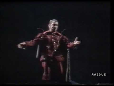 Arrigo Boito - Mefistofele ( Samuel Ramey, Daniela Dessi, Alberto Cupido ) 1989