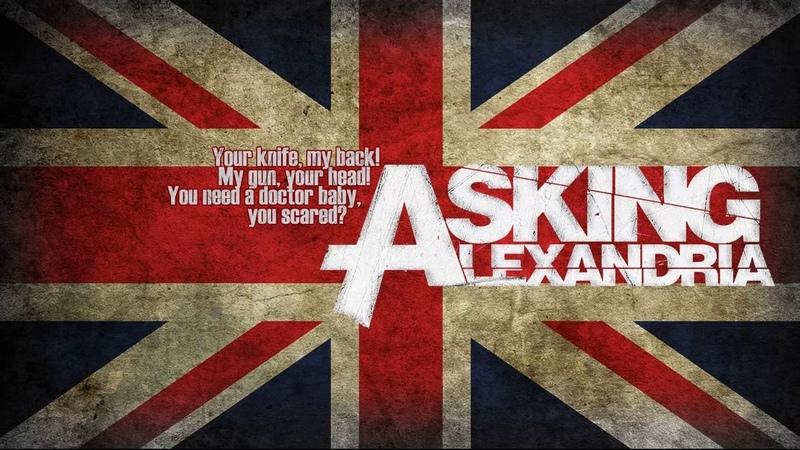 Kirill Baykalov-Asking Alexandria_into the fire (Drum cover