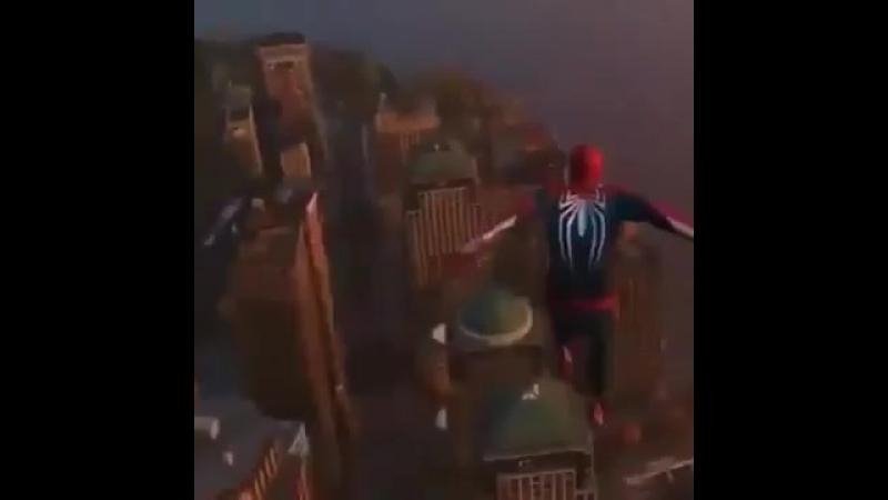 Человек паук которого мы заслужили
