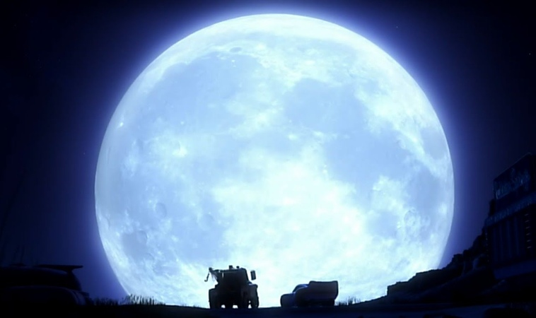 Мультачки | Байки Мэтра | Мэтр на Луне - Сезон 2 серия 8